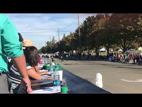 San Ramon Valley HS Band Grapebowl Classic 2018