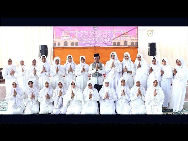 Doa Bersama Bhayangkari dalam rangka HKGB ke 66 Tahun 2018