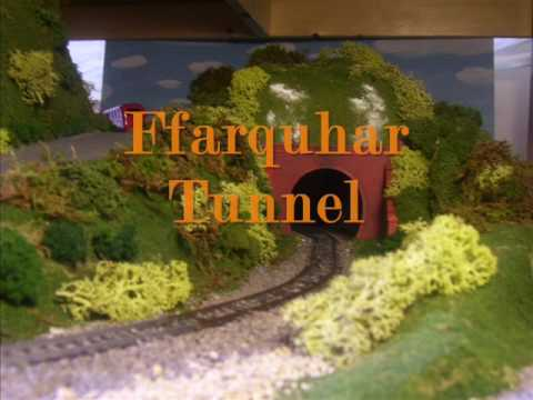 A Special Thanks and Some Pictures of my Model Railroad
