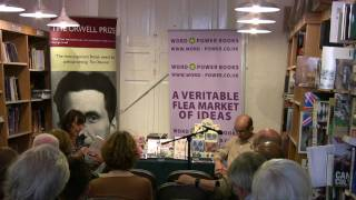 Edinburgh Book Fringe 2009 Part 2: Raja Shehadeh and Marina Lewycka in conversation