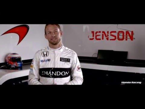 Honda Racing TV - Episode Two - Jenson Button
