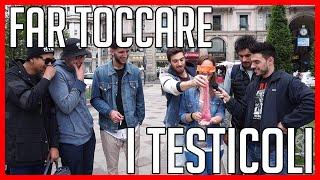 Far Toccare Testicoli alla Gente Contro il Cancro - feat Marco Bianchi - [Esperimento Sociale] -
