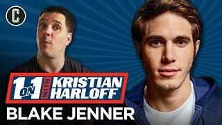 actor blake jenner interview 1 on 1 w kristian harloff