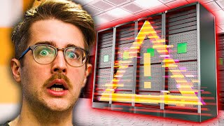 They're HACKING Supercomputers?!