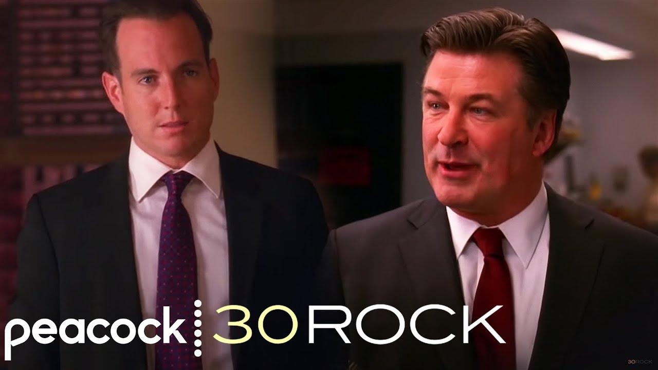 30 Rock - Jack vs Banks