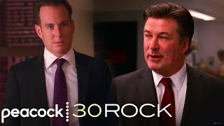 30 Rock - Jack vs Banks