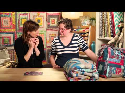 Meet A Modern Quilter Featuring Emily Lang And Her Modern Miniature Quilts