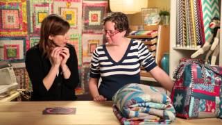 Meet A Modern Quilter Featuring Emily Lang
