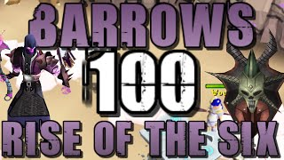 100 Rise of the Six Kills: Total Loot and Price Check [Runescape 2014]