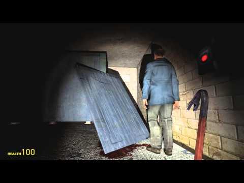 Хоррор Гаррис Мод #1 [Horror Garry's Mod]