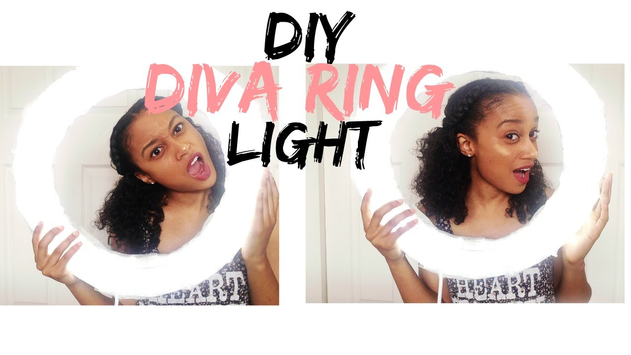 Stellar Led Diva Ll Ring Light: Under $25 - YouTube