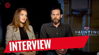 SPUK IN HILL HOUSE | Geister | Interviews mit den The Haunting of Hill House-Darstellern