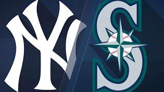 Mariners score late run to edge Yankees, 3-2: 9/9/18