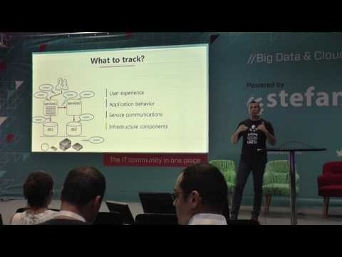 Data and analytics supporting the DevOps: data aggregation and analytics