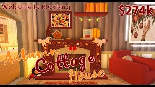 Roblox | Welcome to Bloxburg: Autumn Cottage House | $274k