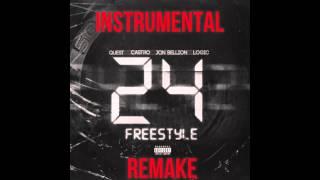 24 Freestyle (Instrumental Remake)