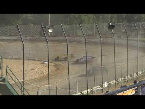 Moler Raceway Park   8/25/19   UMP Modifieds   Heat 1