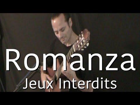 Romanza - Jeux Interdits - Michael Marc (Gypsy Flamenco Masters) Classical Spanish Guitar