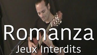Romanza - Jeux Interdits - Michael Marc (Gypsy Flamenco Masters) Classical Spanish Guitar