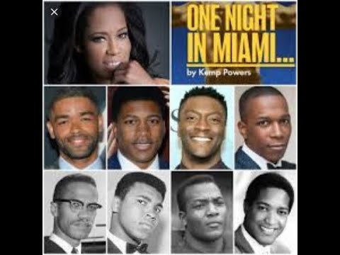 ONE NIGHT IN MIAMI  value of THE NATION OF ISLAM