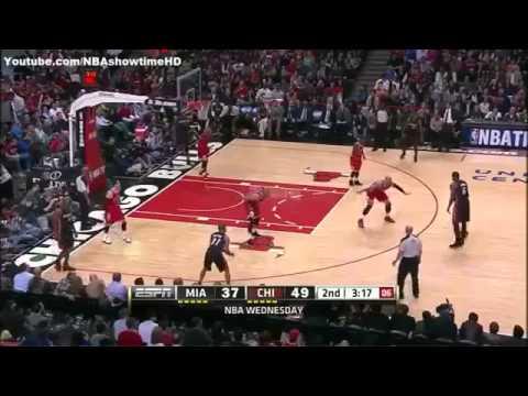 Miami Heat Vs Chicago Bulls  March 27, 2013  Full Game Highlights  NBA 2012-13 Season - YouTube - 2