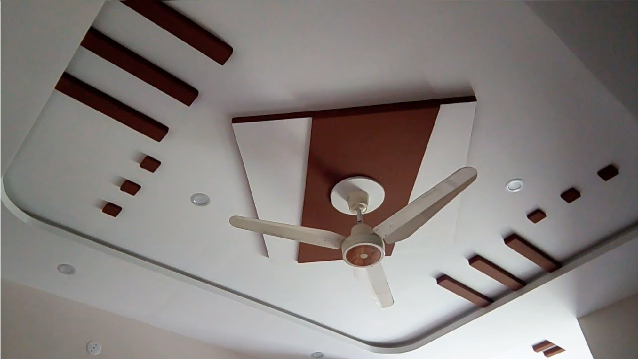 Latest Bedroom Gypsum False Ceiling Design Ideas | 2021 ...