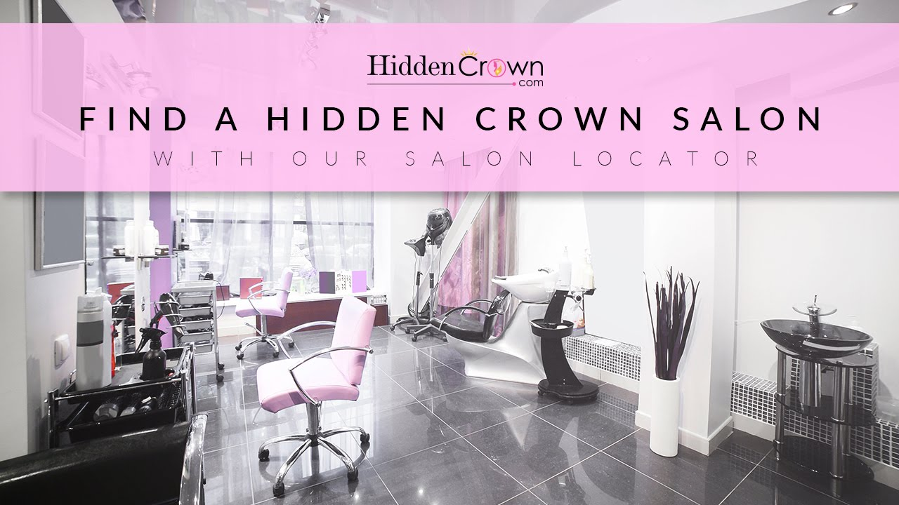 Find a Hidden Crown Salon Near You - YouTube