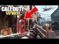 PROP HUNT w/ MY GIRLFRIEND!! (Call of Duty WW2 PROP HUNT)