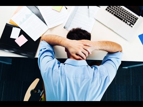 Work-Related Stress Is A Silent Killer