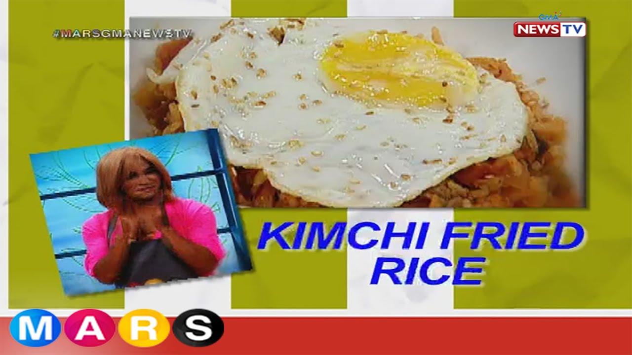 Mars Masarap: Kimchi Fried Rice