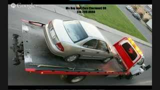 We Buy Junk Cars Cincinnati OH - Call 513-299-0608 - Cash For Junk Cars Cincinnati OH