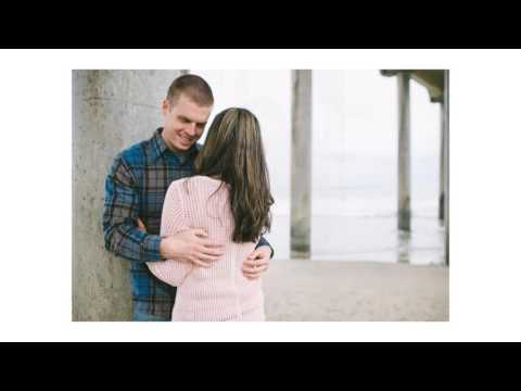 Huntington Beach Engagement Photos // Orange County Photographer // Arianna + Caleb