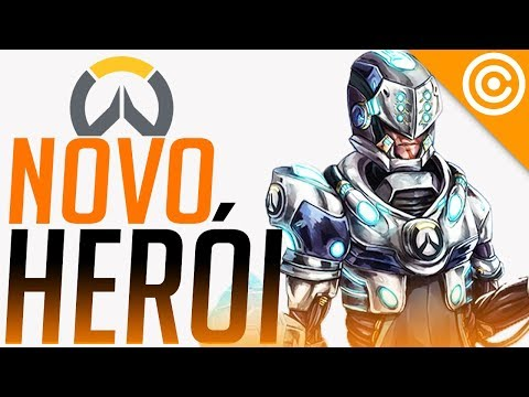 O NOVO HERÓI DO OVERWATCH thumbnail