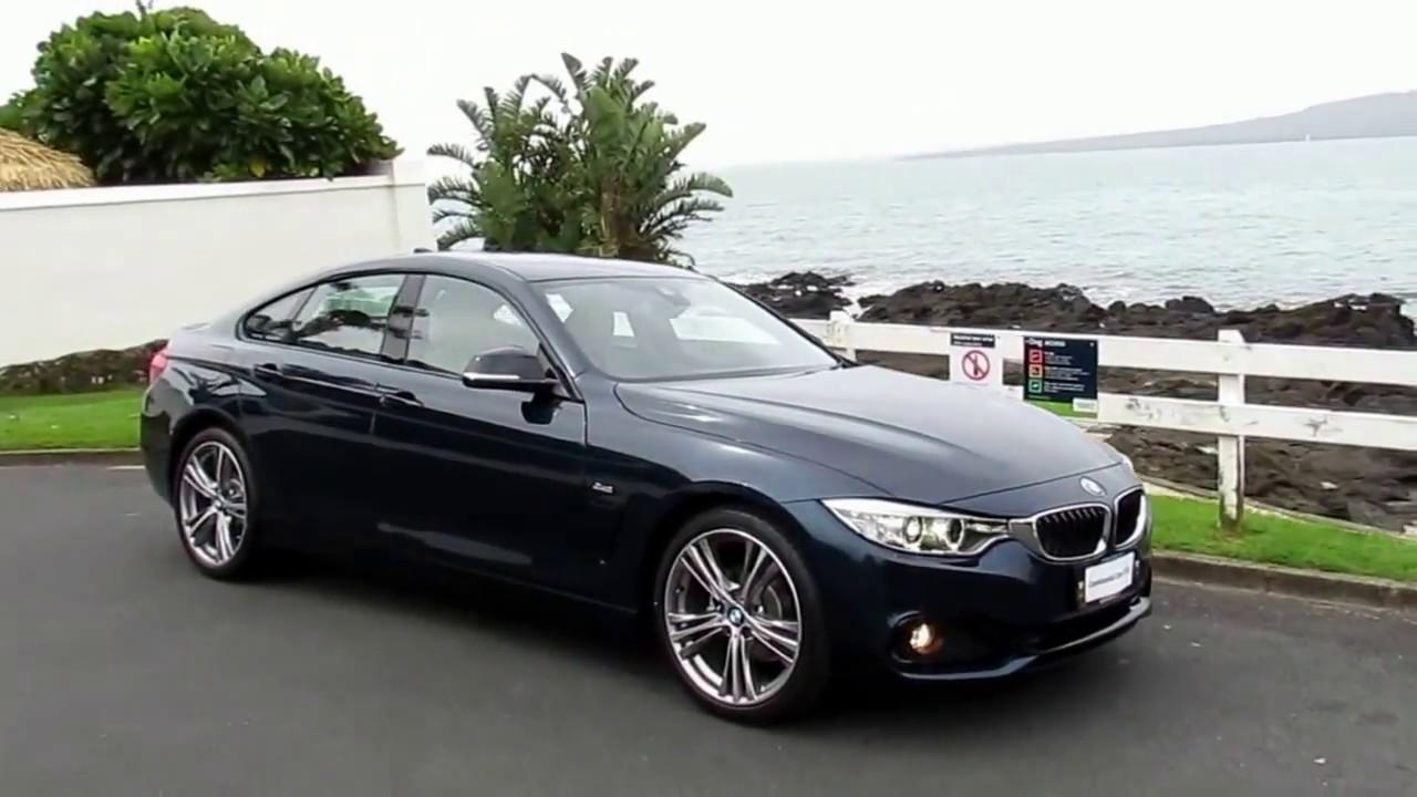 2017 Bmw 6 Series >> 2017 BMW 420i Gran Coupe Sport-line - YouTube