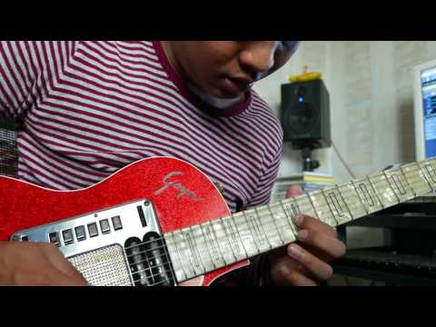 Official Guitar Tutorial Govinda - Mau Kamu Cuma Kamu #GOvlog02