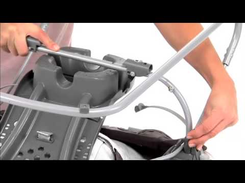 Graco - How To Assemble Duet Connect LX Swing & Bouncer