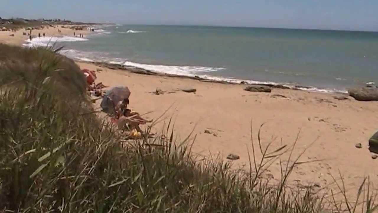Vejer de la Frontera (Cádiz) Playa El Palmar 23 junio 2013 - YouTube