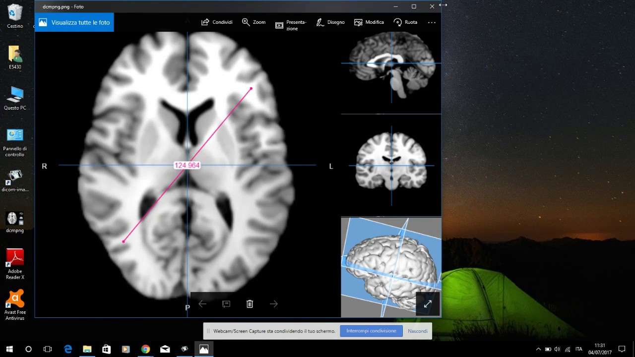 Dicom Image Viewer for Windows