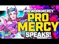 Overwatch - #ReworkMercy Pro Mercy Speaks!