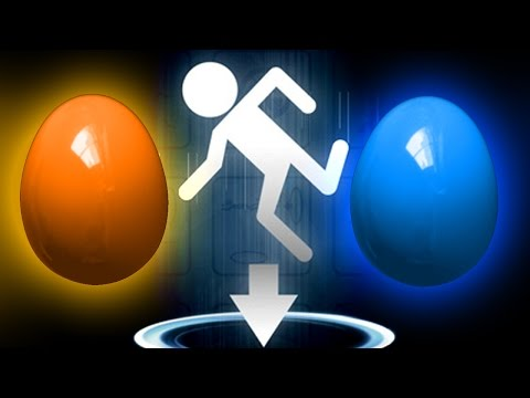 Top 10 Portal Easter Eggs