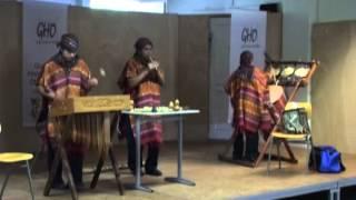 """Música Maya """"Grupo AJ"""" de Guatemala en Berlin - Impresiones Mayas"""