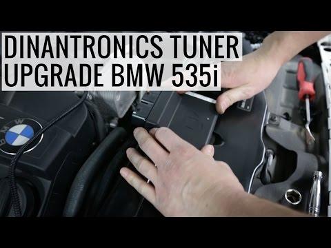 +60HP & +94FT/LBS! Dinantronics BMW 535i Tuner Upgrade