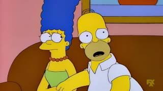 ¡Quiero vivir Marge, déjame vivir Marge!