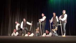Rīgas deju kolektīvu skates koncerts VEF KP 12.04.2014 - 00053