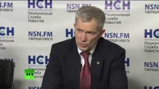 Пресс-конференция «Ни войны, ни мира. Донбасс во время перемирия глазами Красного Креста»