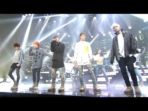 (Comeback Special) BIG BANG(빅뱅) - 우리 사랑하지말아요(LET'S NOT FALL IN LOVE) @인기가요 Inkigayo 20150809