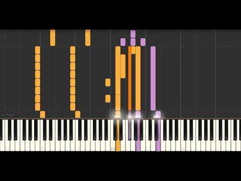 MACINTOSH PLUS -  リサフランク420  現代のコンピュ (Piano Tutorials)