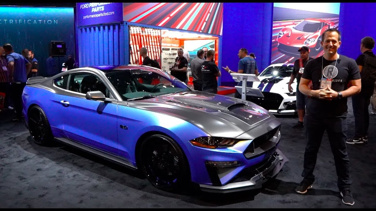 2021 Mustang Gt500 Concept and Review