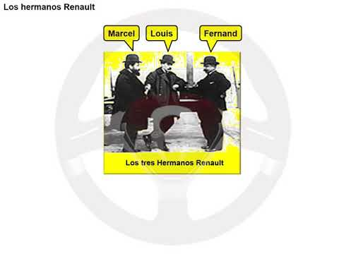 Historia de Renault (1/14)