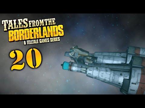TALES FROM THE BORDERLANDS - 20 - Spaaaaaace - Let's Play [german / deutsch]